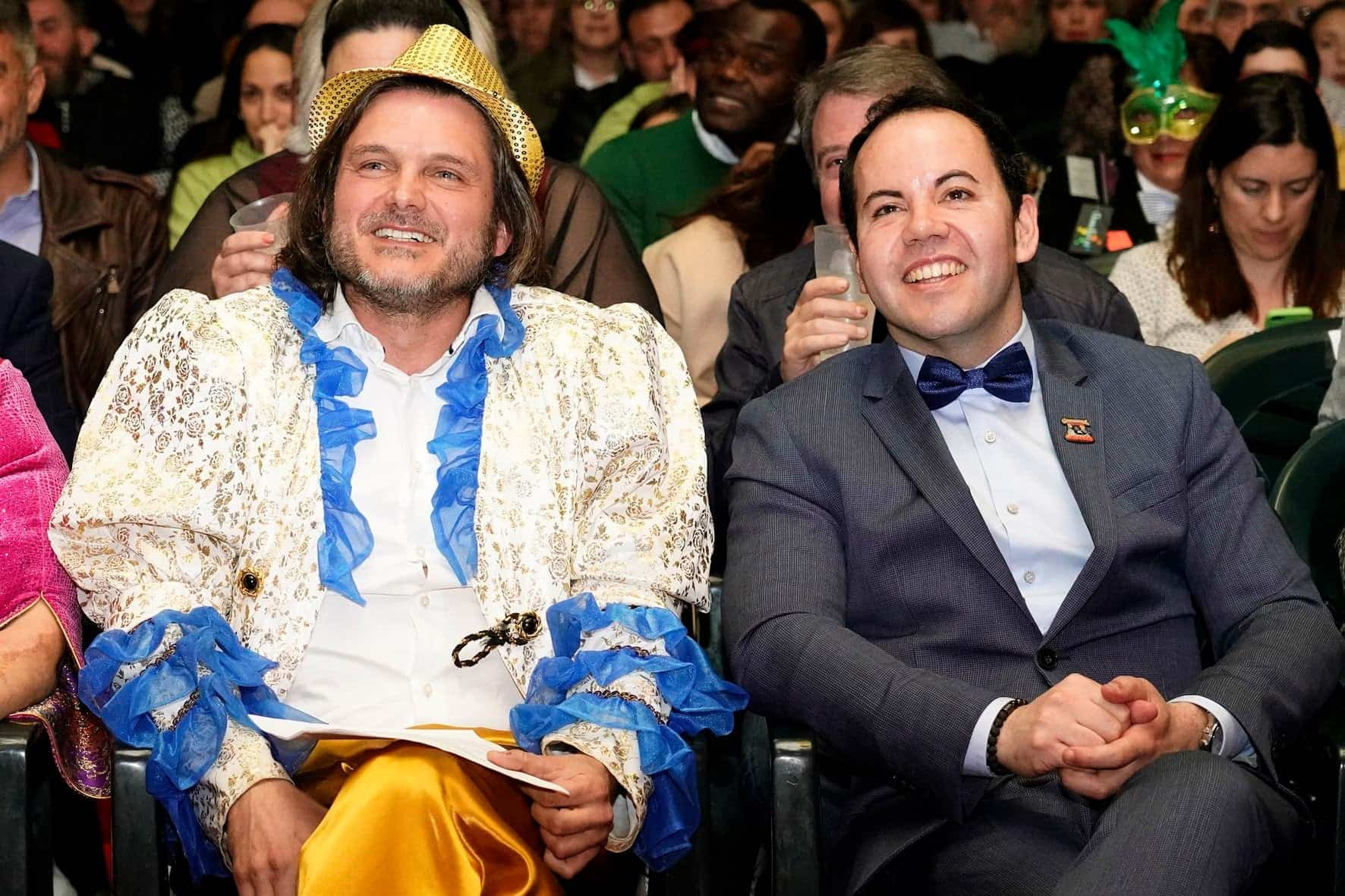 inauguracion carnaval 2020 herencia 5 - Inauguración del Carnaval de Herencia 2020