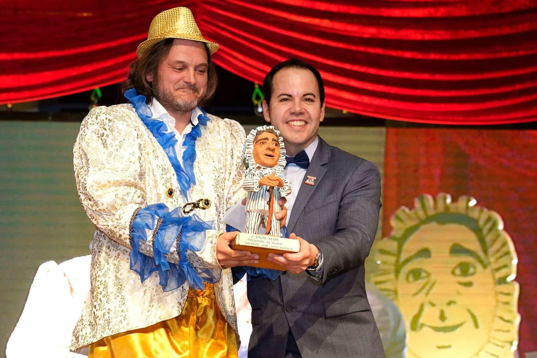 Inauguración del Carnaval de Herencia 2020 100