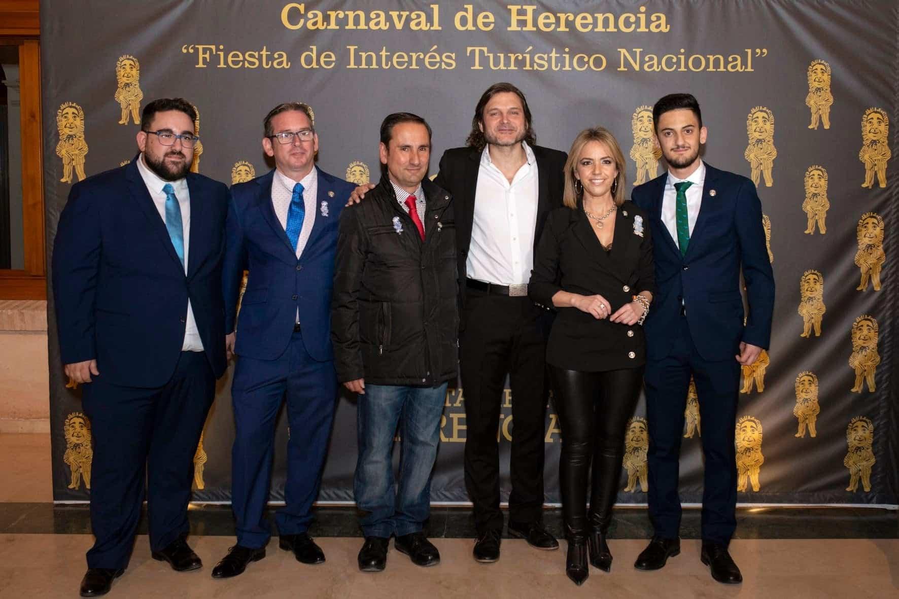 inauguracion carnaval 2020 herencia 9 - Inauguración del Carnaval de Herencia 2020