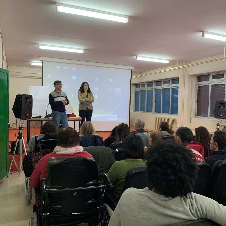 jornadas sensibilizacion herencia 1 - Inauguradas las Jornadas de Sensibilización en Herencia