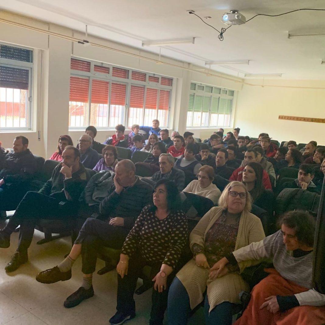 Inauguradas las Jornadas de Sensibilización en Herencia 7