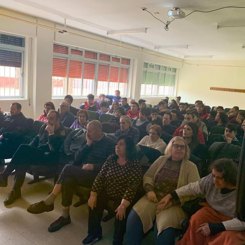 jornadas sensibilizacion herencia 2 - Inauguradas las Jornadas de Sensibilización en Herencia