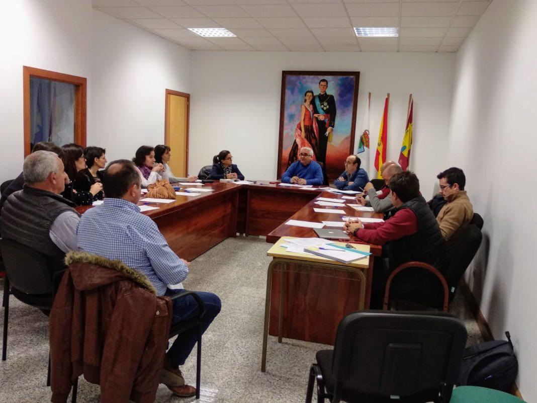 mancha norte Junta Febrero 1068x801 - ManchaNorte: Con el deporte hacemos comarca