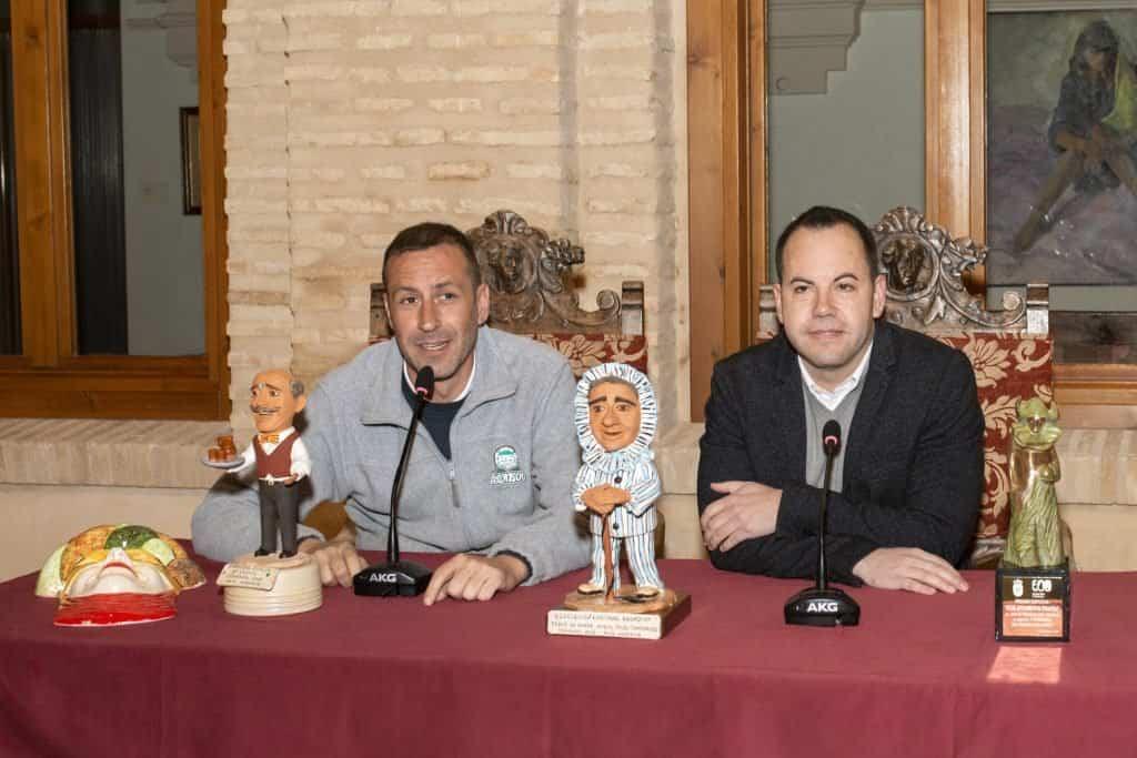 El Ayuntamiento recibe a la asociación cultural Axonsou tras ganar el Arlequín de Oro 8