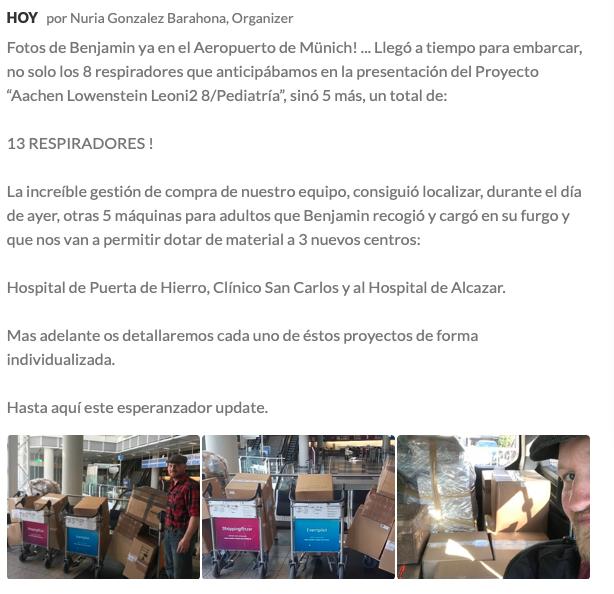 Herencia movilizada contra el coronavirus 30