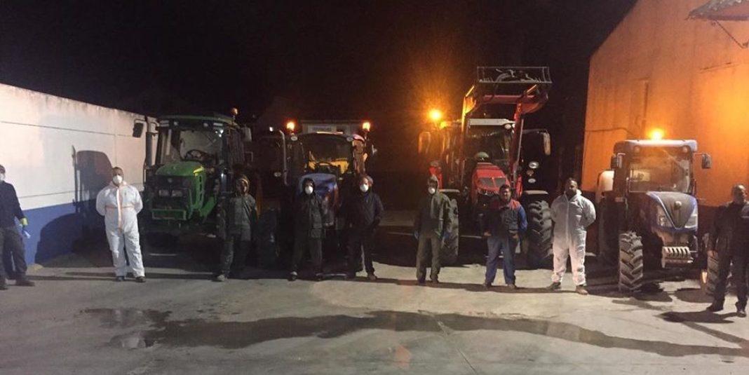 El Ayuntamiento de Herencia volverá a desinfectar las calles de Herencia 4