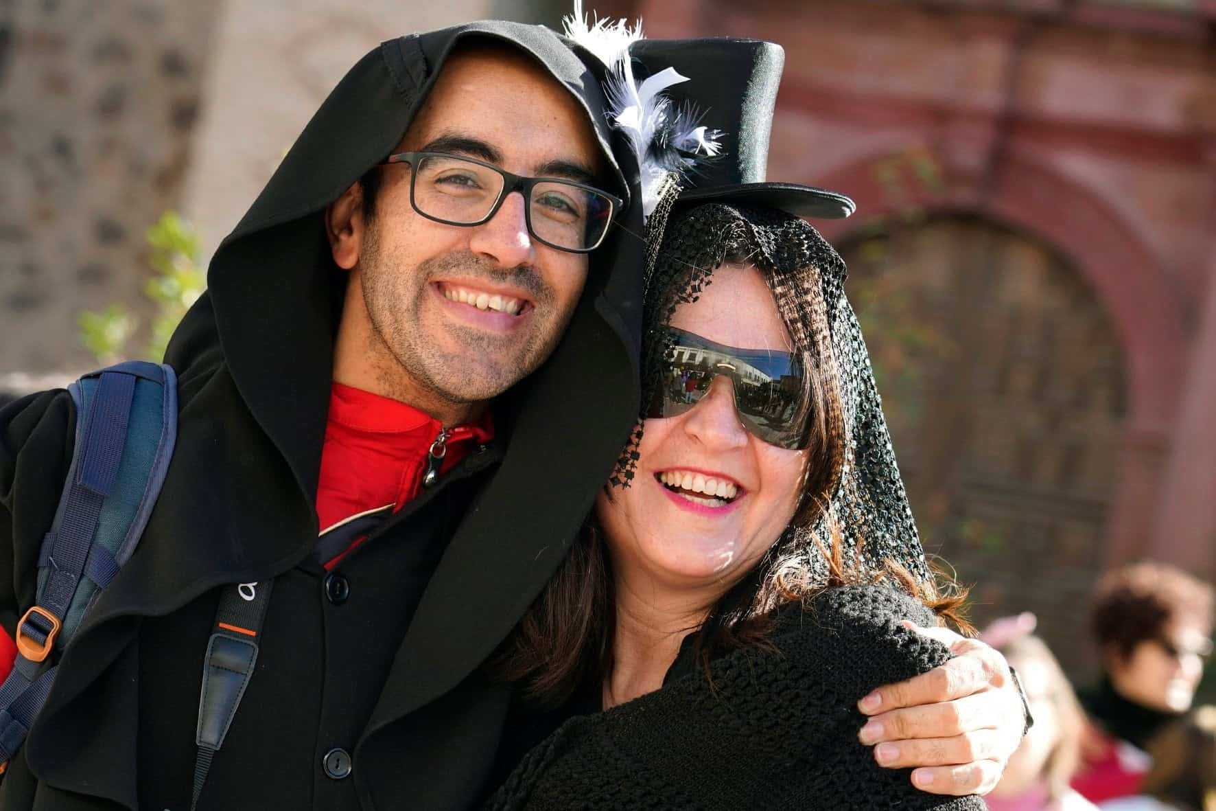 Carnaval de Herencia 2020 entierro sardina 11 - El Entierro de la Sardina 2020 del Carnaval de Herencia