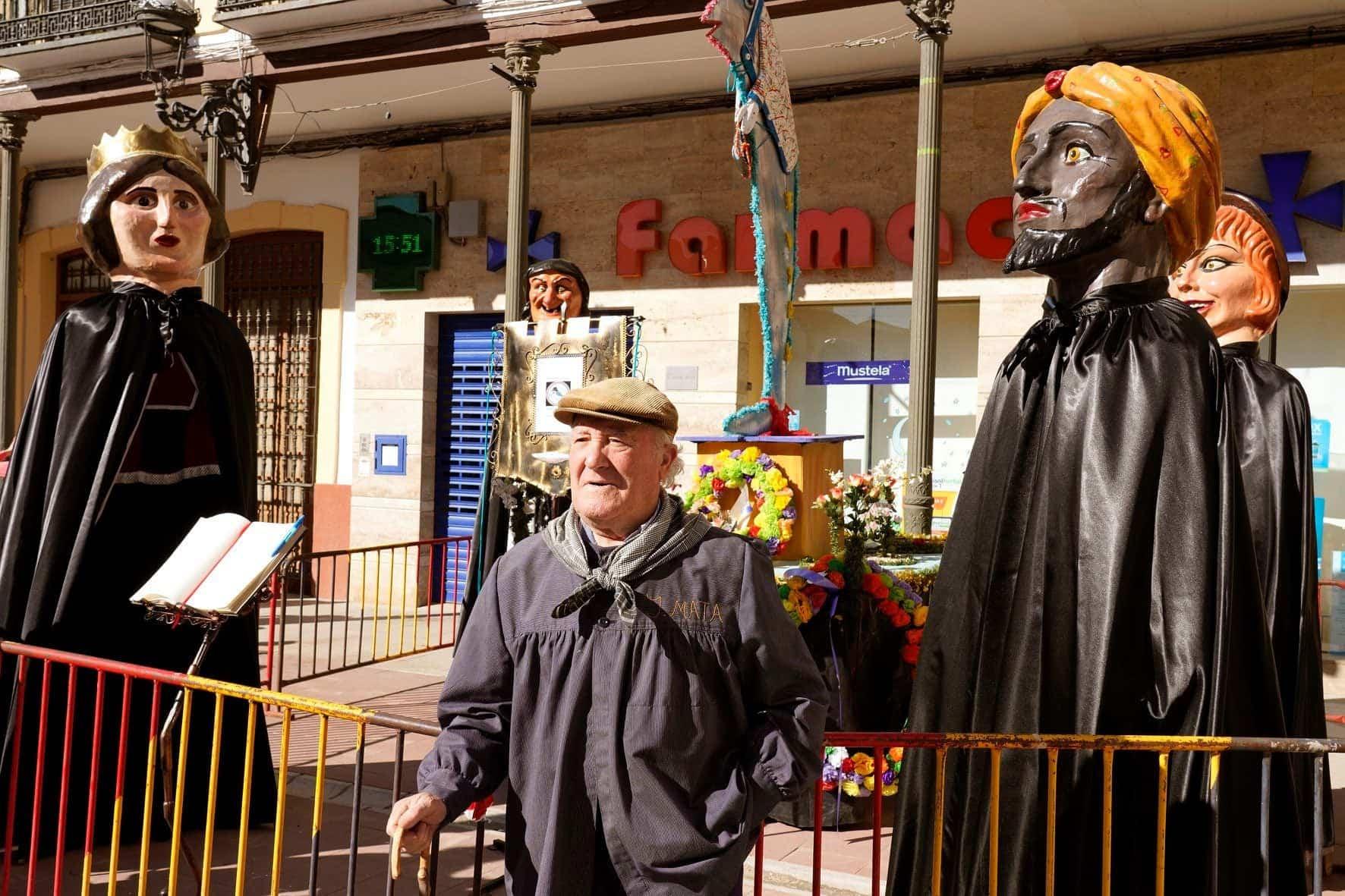 Carnaval de Herencia 2020 entierro sardina 12 - El Entierro de la Sardina 2020 del Carnaval de Herencia