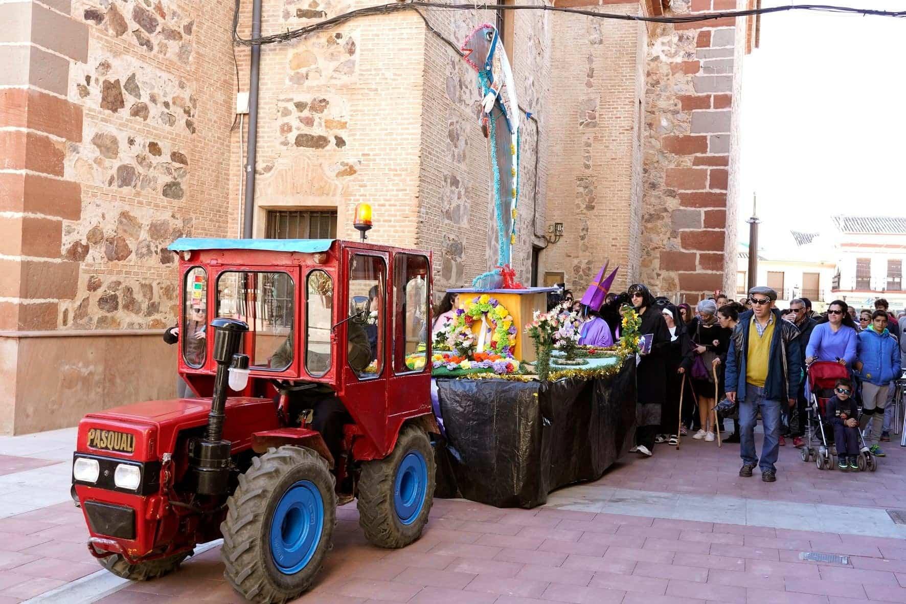 Carnaval de Herencia 2020 entierro sardina 20 - El Entierro de la Sardina 2020 del Carnaval de Herencia
