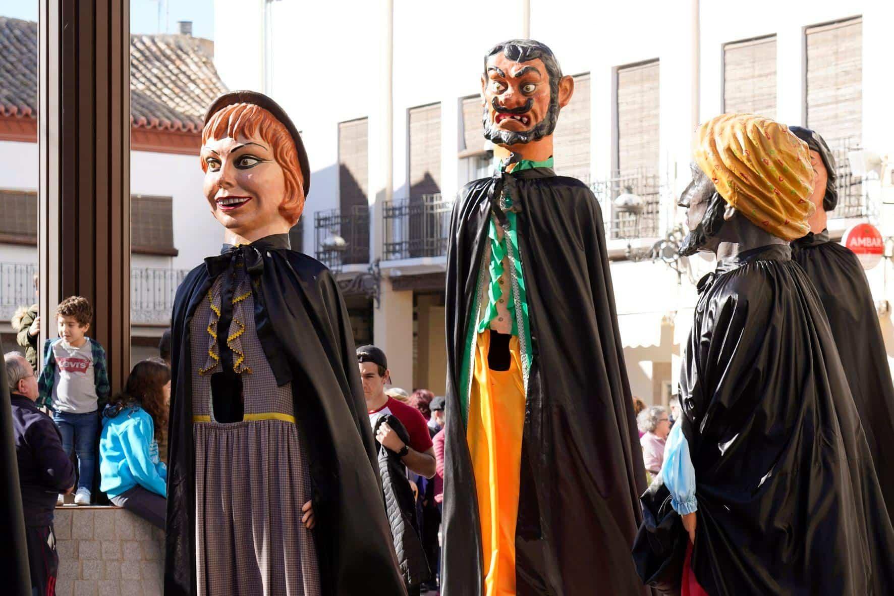Carnaval de Herencia 2020 entierro sardina 3 - El Entierro de la Sardina 2020 del Carnaval de Herencia