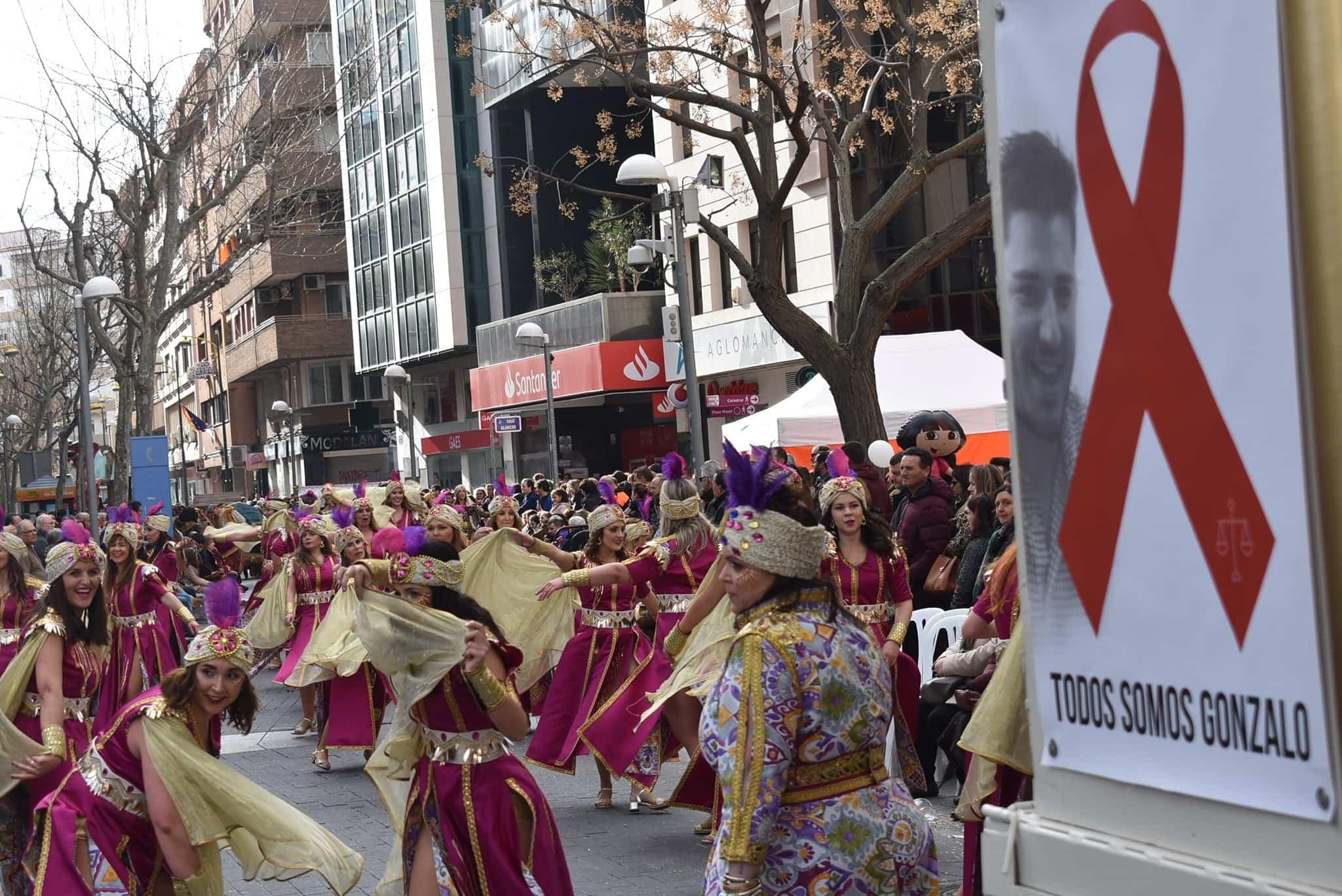 Carnaval de ciudad real 2020 axonsou arlequin oro herencia 1 - Axonsou se lleva el Arlequín de Oro en Ciudad Real