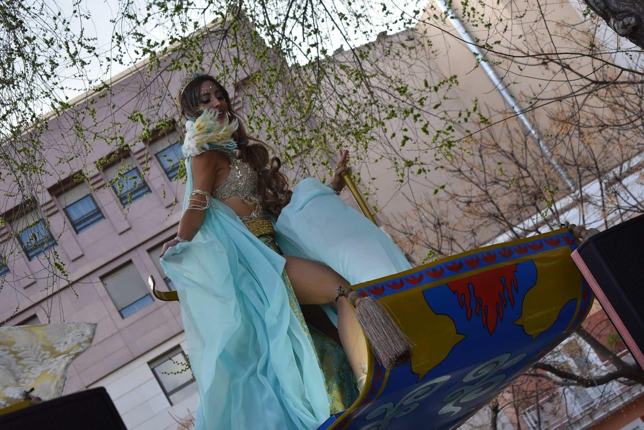 Carnaval de ciudad real 2020 axonsou arlequin oro herencia 10 - Axonsou se lleva el Arlequín de Oro en Ciudad Real