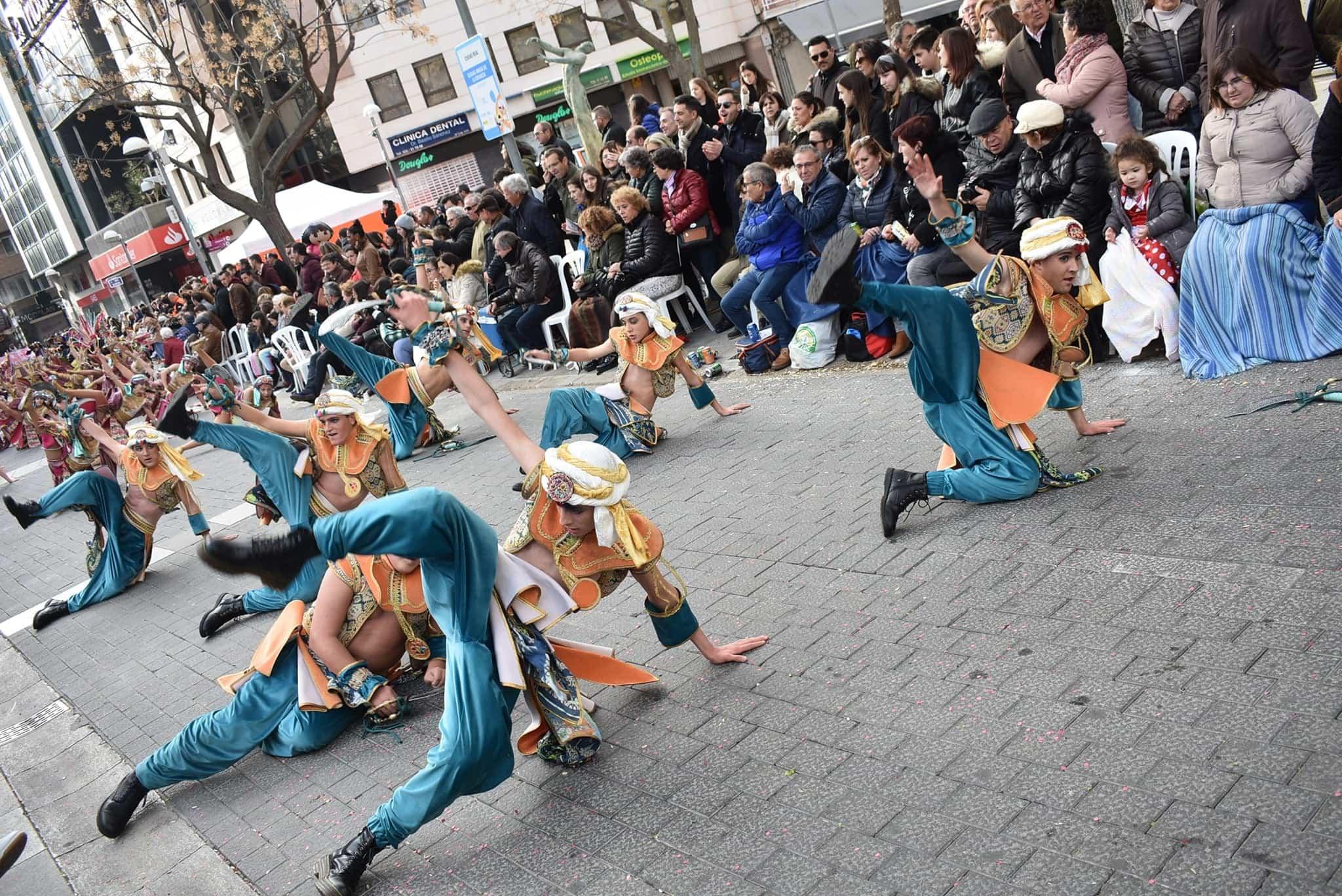 Carnaval de ciudad real 2020 axonsou arlequin oro herencia 11 - Axonsou se lleva el Arlequín de Oro en Ciudad Real