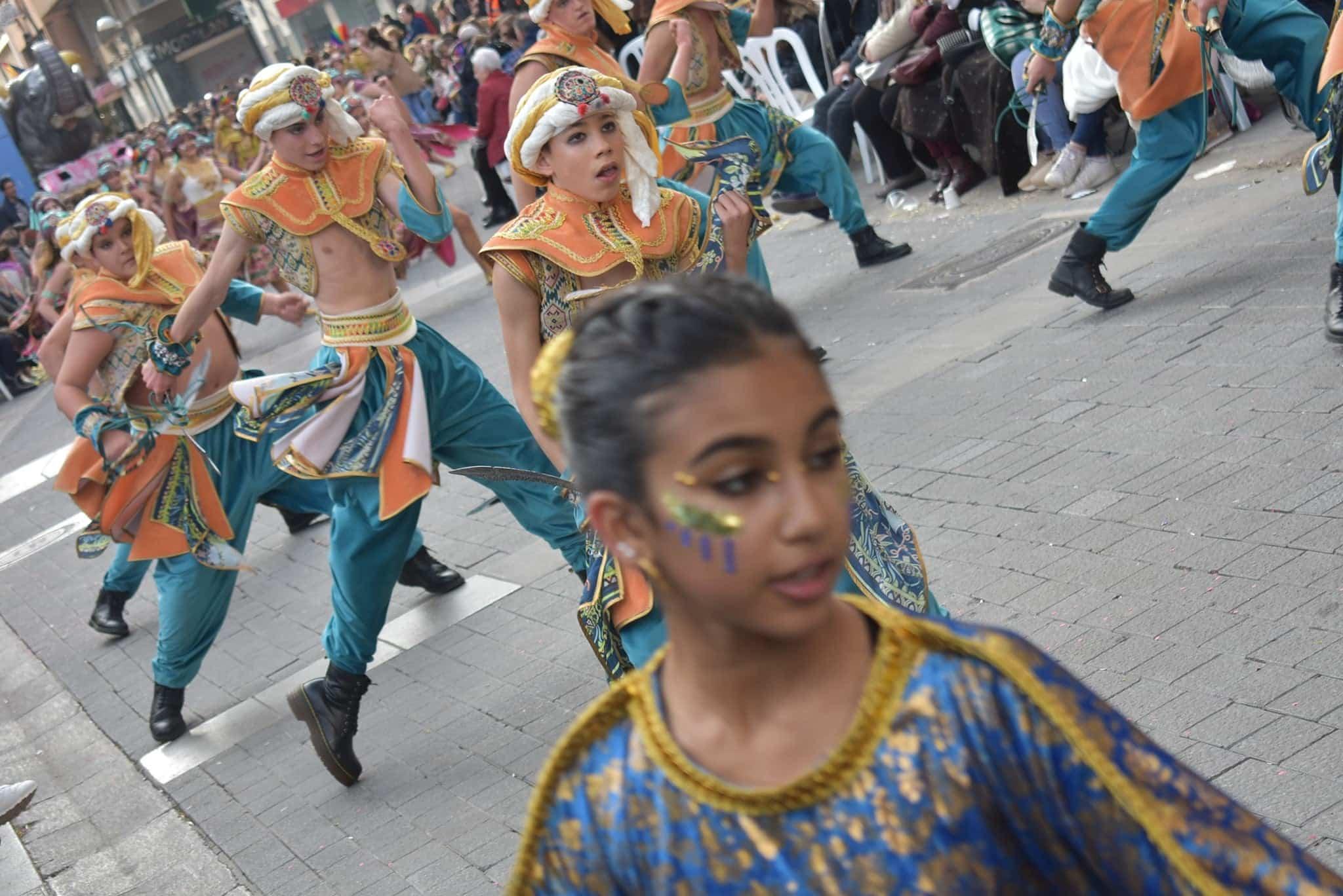 Carnaval de ciudad real 2020 axonsou arlequin oro herencia 12 - Axonsou se lleva el Arlequín de Oro en Ciudad Real