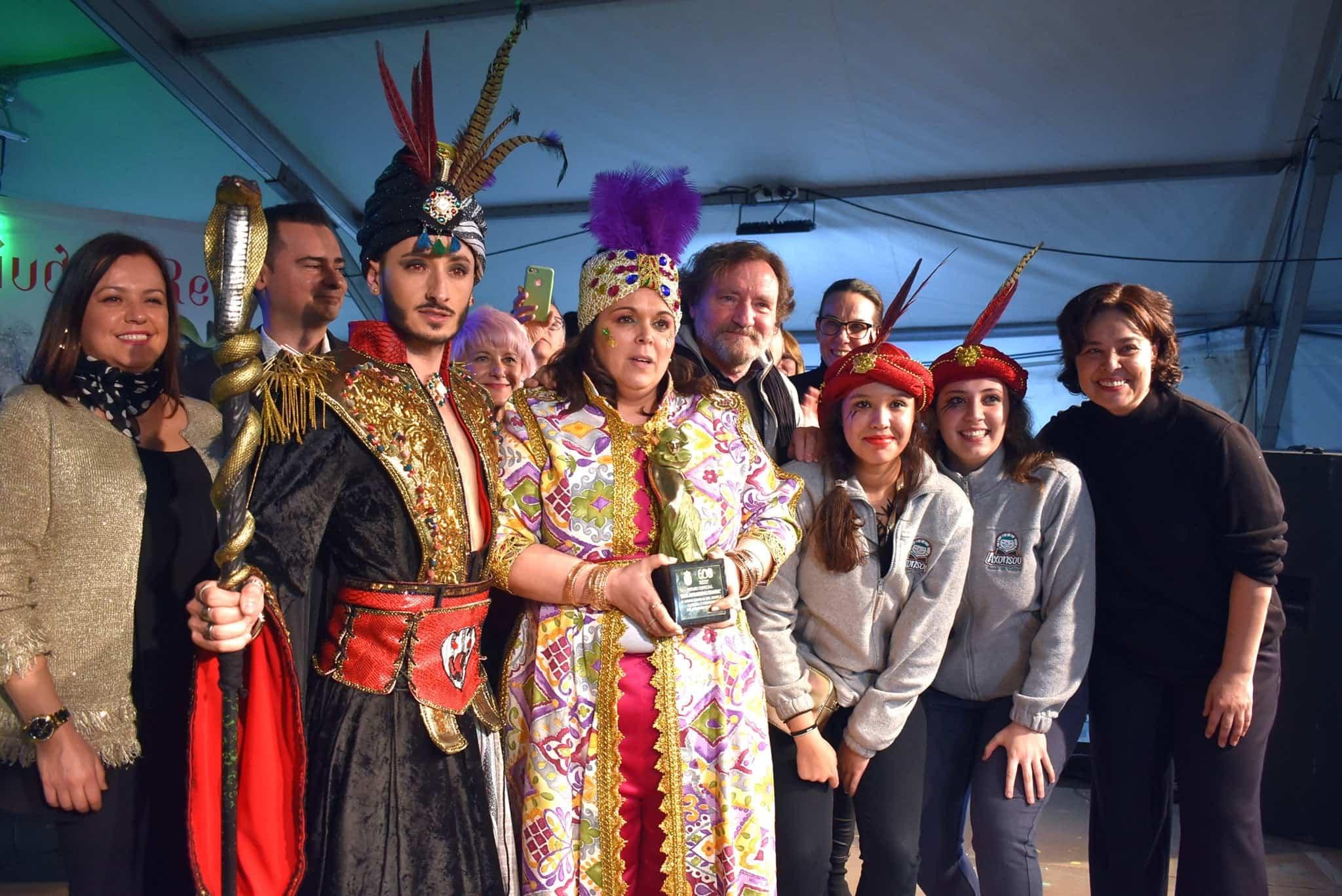 Axonsou se lleva el Arlequín de Oro en Ciudad Real 63