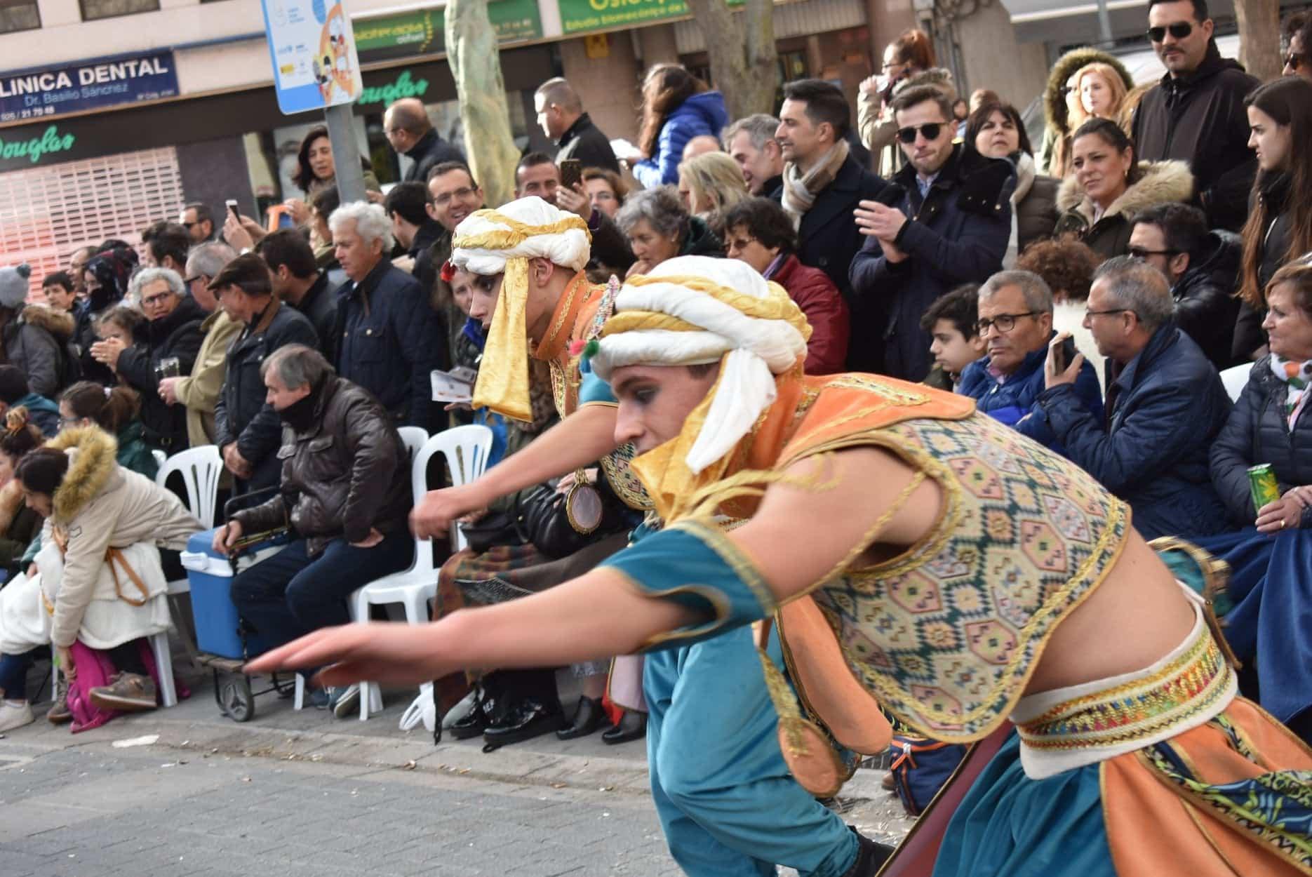 Axonsou se lleva el Arlequín de Oro en Ciudad Real 64