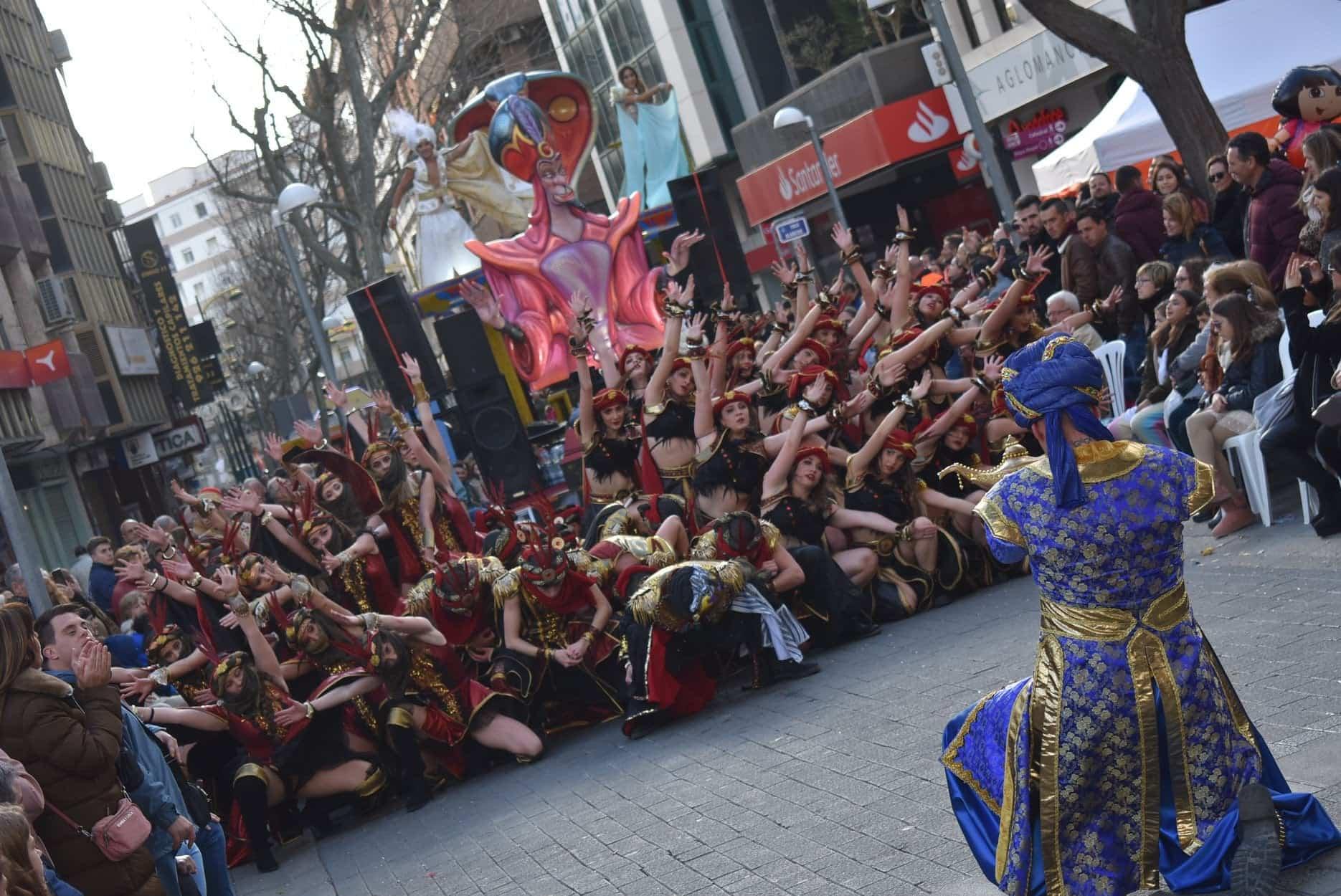 Carnaval de ciudad real 2020 axonsou arlequin oro herencia 15 - Axonsou se lleva el Arlequín de Oro en Ciudad Real