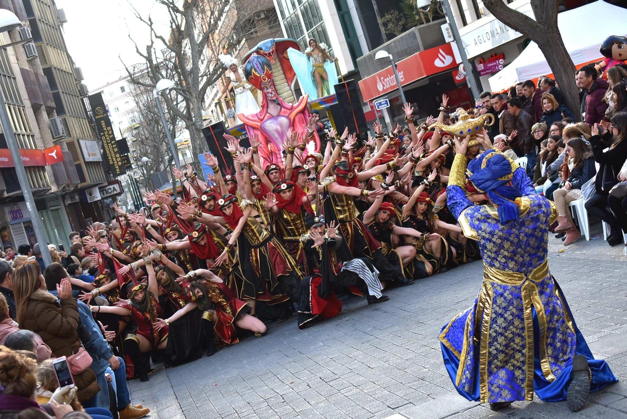 Carnaval de ciudad real 2020 axonsou arlequin oro herencia 16 - Axonsou se lleva el Arlequín de Oro en Ciudad Real