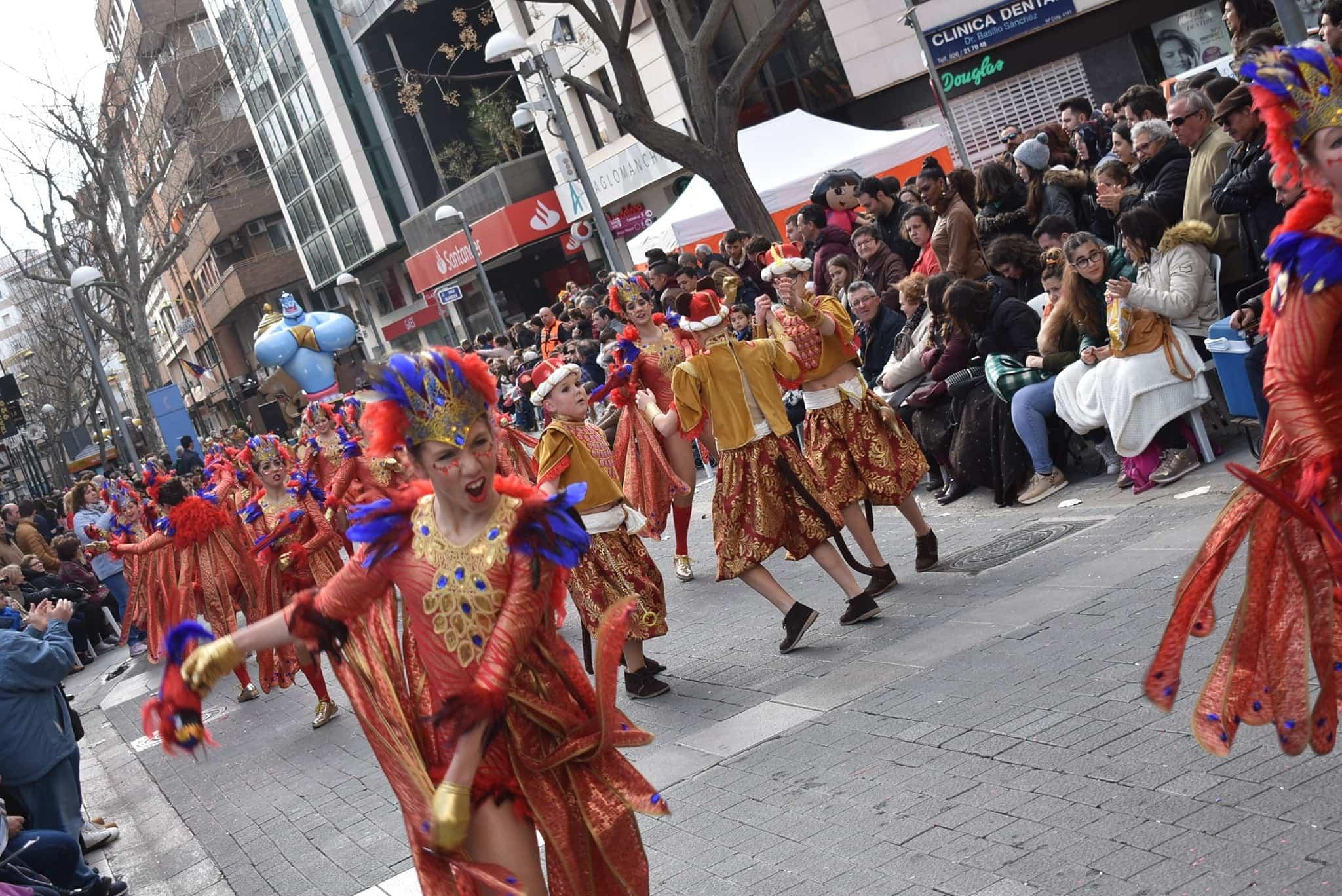 Carnaval de ciudad real 2020 axonsou arlequin oro herencia 17 - Axonsou se lleva el Arlequín de Oro en Ciudad Real