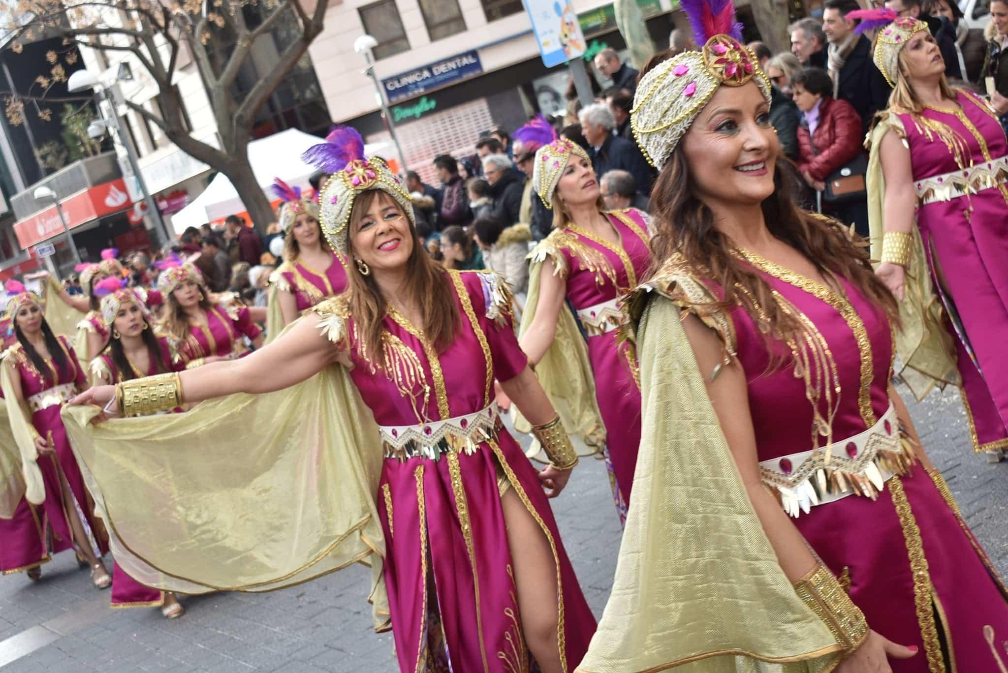 Carnaval de ciudad real 2020 axonsou arlequin oro herencia 18 - Axonsou se lleva el Arlequín de Oro en Ciudad Real