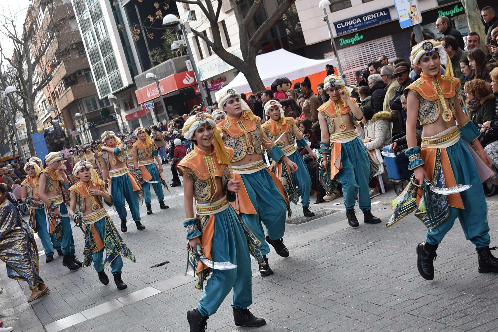 Carnaval de ciudad real 2020 axonsou arlequin oro herencia 19 - Axonsou se lleva el Arlequín de Oro en Ciudad Real