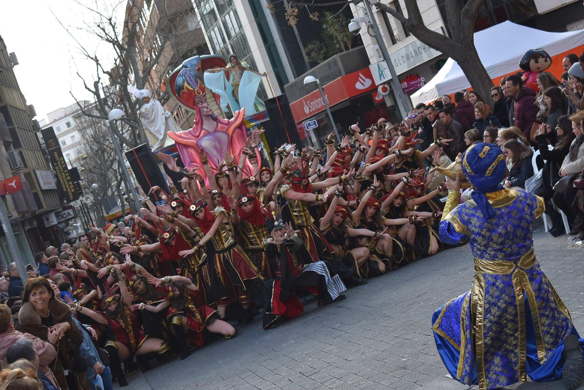 Carnaval de ciudad real 2020 axonsou arlequin oro herencia 2 - Axonsou se lleva el Arlequín de Oro en Ciudad Real