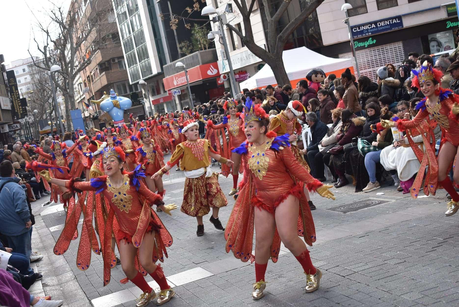 Carnaval de ciudad real 2020 axonsou arlequin oro herencia 20 - Axonsou se lleva el Arlequín de Oro en Ciudad Real
