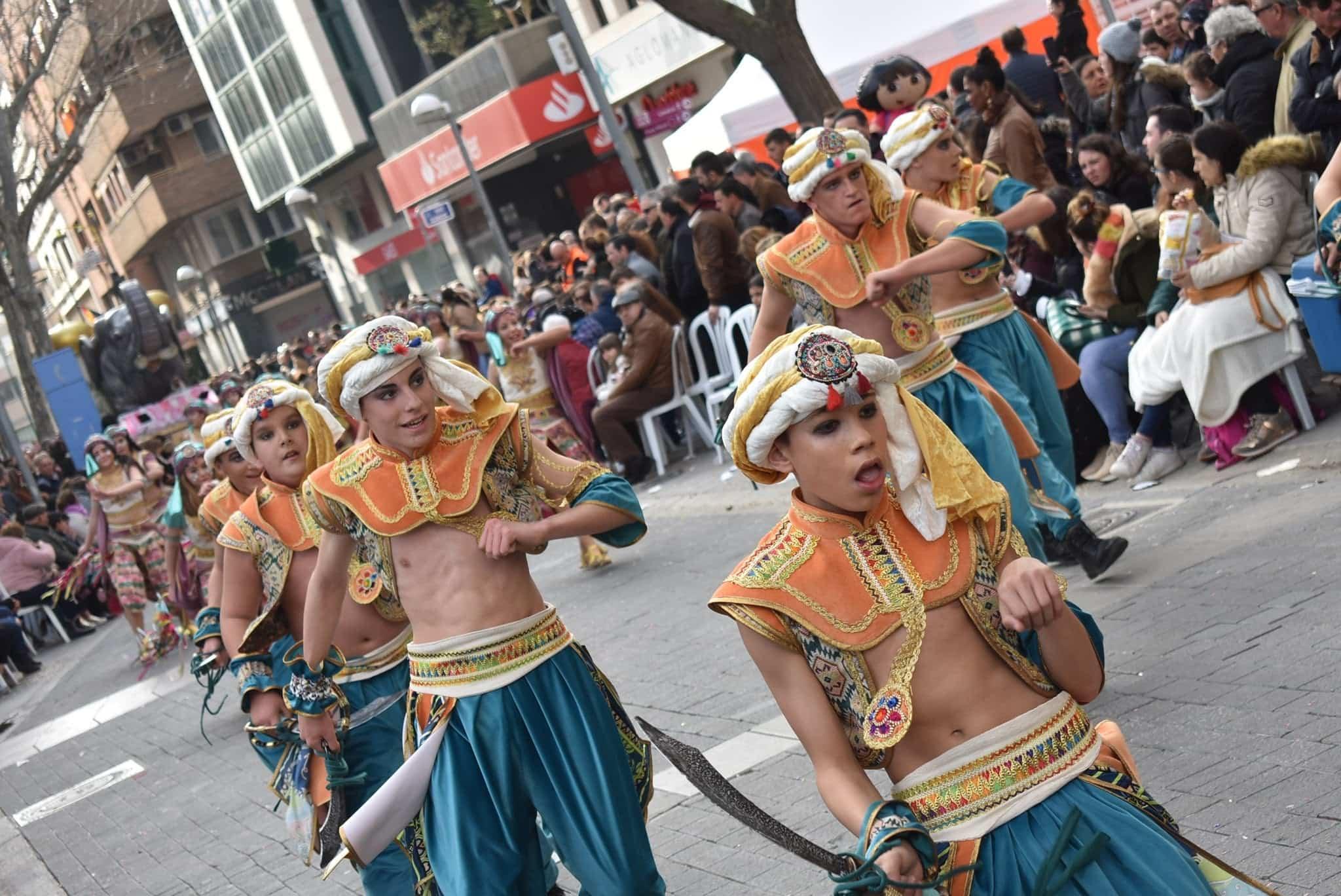 Carnaval de ciudad real 2020 axonsou arlequin oro herencia 21 - Axonsou se lleva el Arlequín de Oro en Ciudad Real
