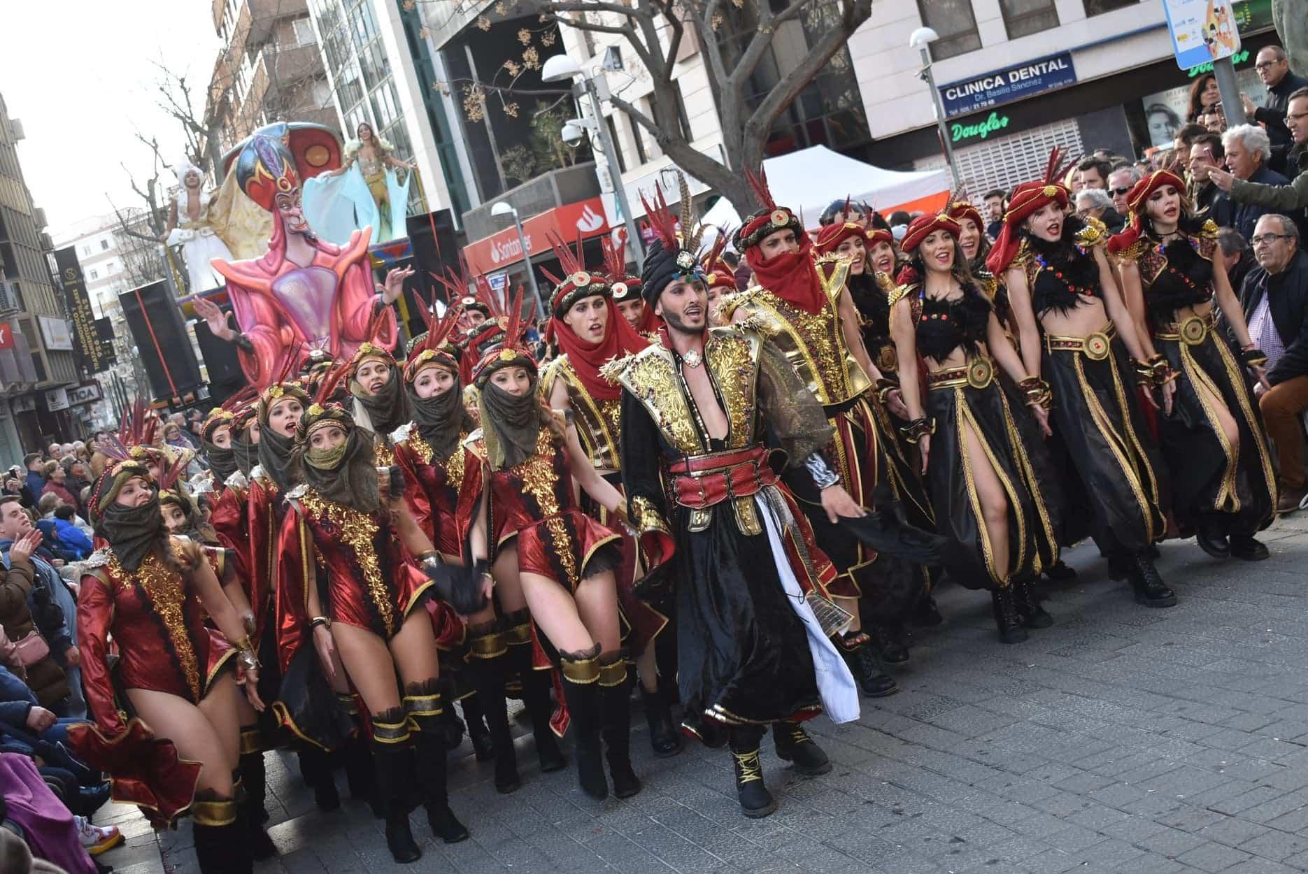 Carnaval de ciudad real 2020 axonsou arlequin oro herencia 24 - Axonsou se lleva el Arlequín de Oro en Ciudad Real