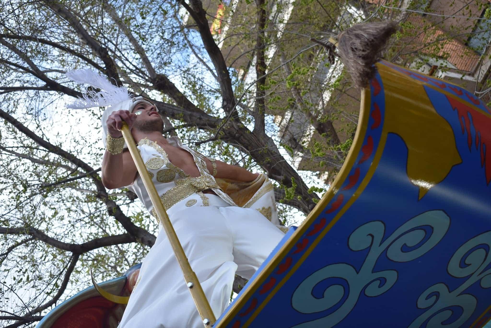 Axonsou se lleva el Arlequín de Oro en Ciudad Real 75