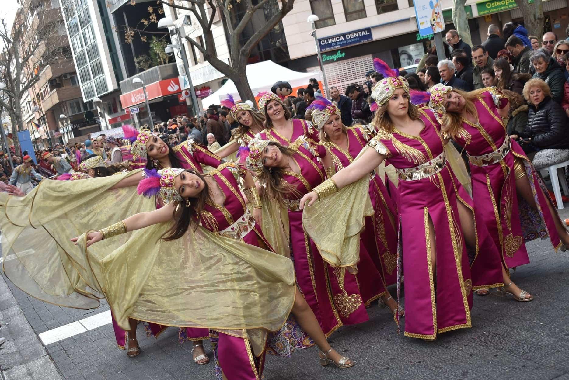 Carnaval de ciudad real 2020 axonsou arlequin oro herencia 3 - Axonsou se lleva el Arlequín de Oro en Ciudad Real