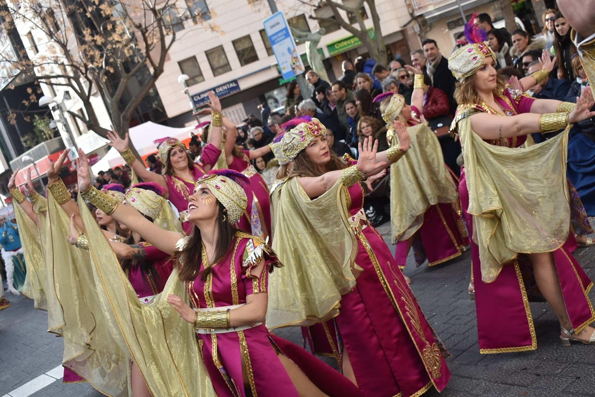 Carnaval de ciudad real 2020 axonsou arlequin oro herencia 4 - Axonsou se lleva el Arlequín de Oro en Ciudad Real