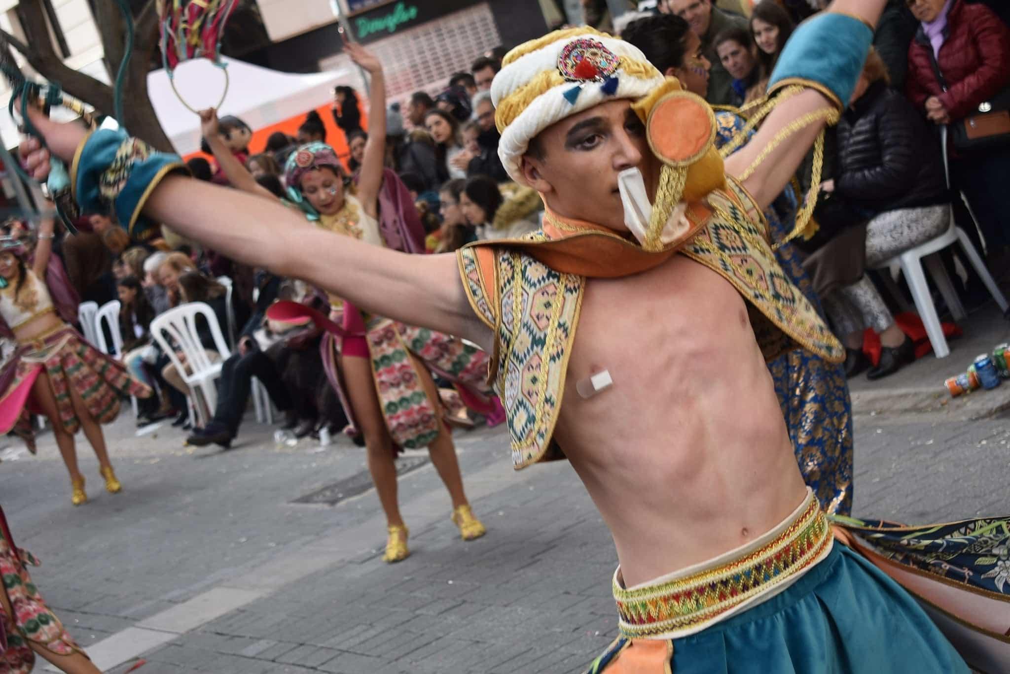 Carnaval de ciudad real 2020 axonsou arlequin oro herencia 5 - Axonsou se lleva el Arlequín de Oro en Ciudad Real