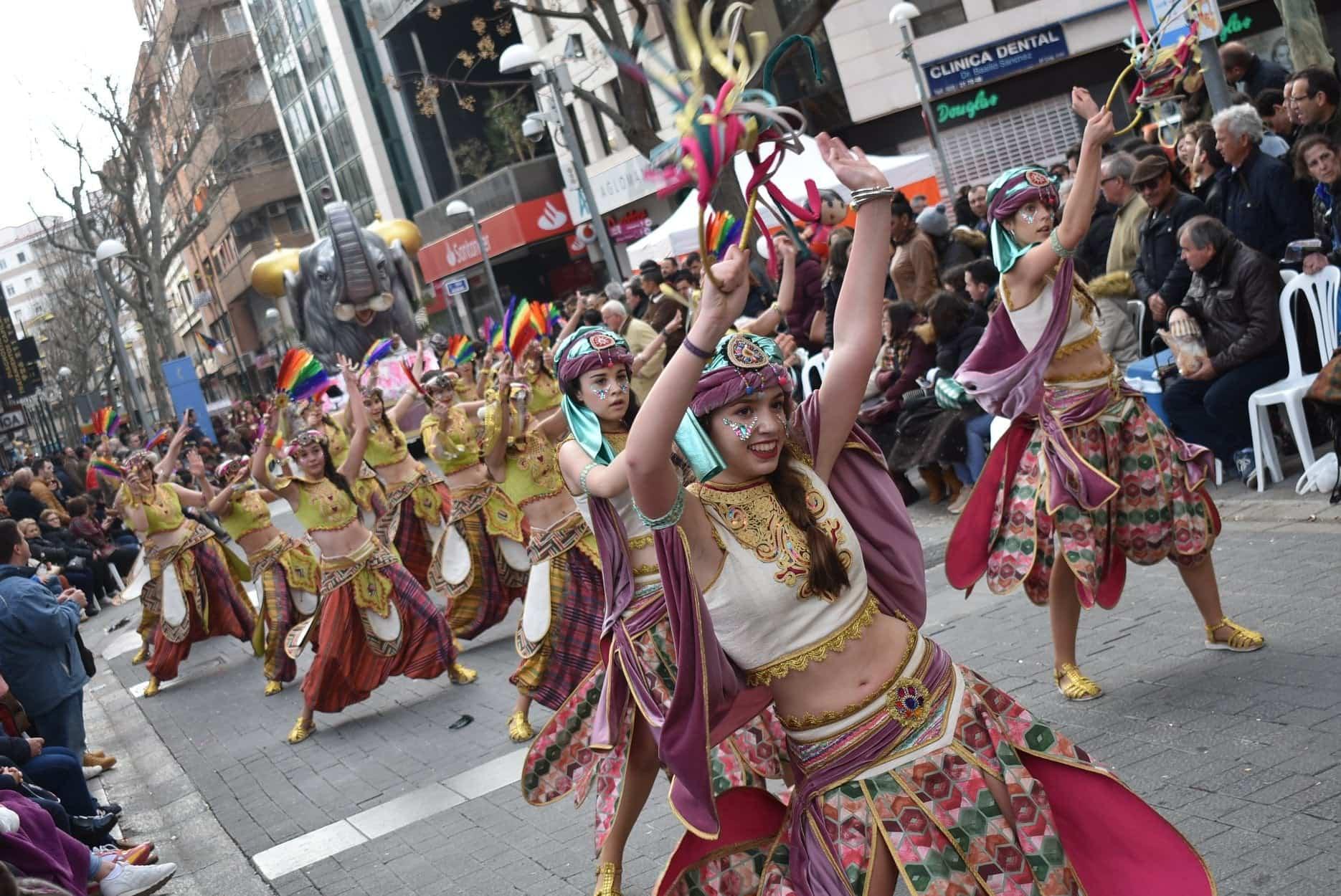 Carnaval de ciudad real 2020 axonsou arlequin oro herencia 6 - Axonsou se lleva el Arlequín de Oro en Ciudad Real