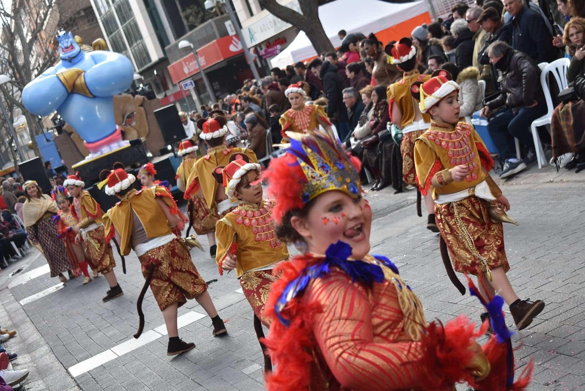 Carnaval de ciudad real 2020 axonsou arlequin oro herencia 7 - Axonsou se lleva el Arlequín de Oro en Ciudad Real