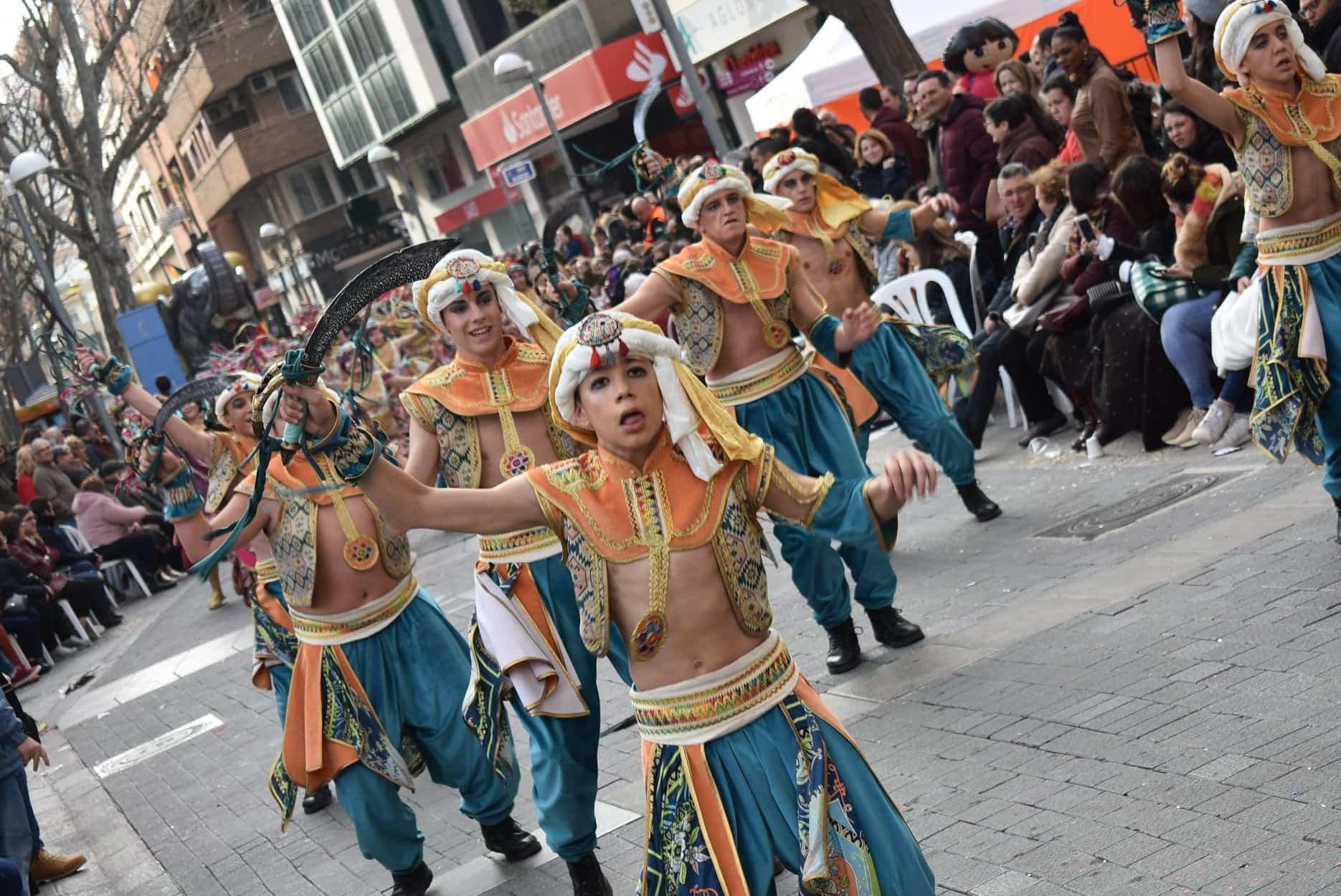 Carnaval de ciudad real 2020 axonsou arlequin oro herencia 8 - Axonsou se lleva el Arlequín de Oro en Ciudad Real