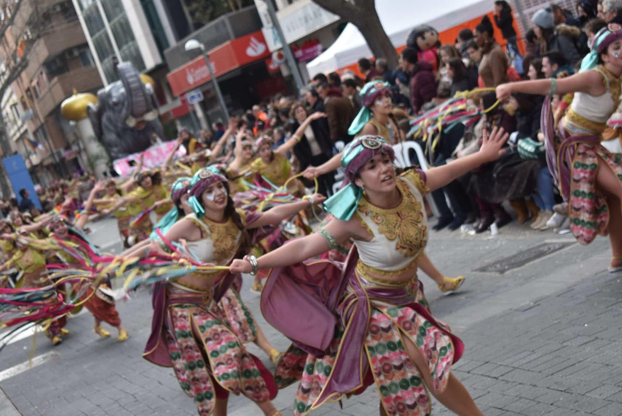 Carnaval de ciudad real 2020 axonsou arlequin oro herencia 9 - Axonsou se lleva el Arlequín de Oro en Ciudad Real