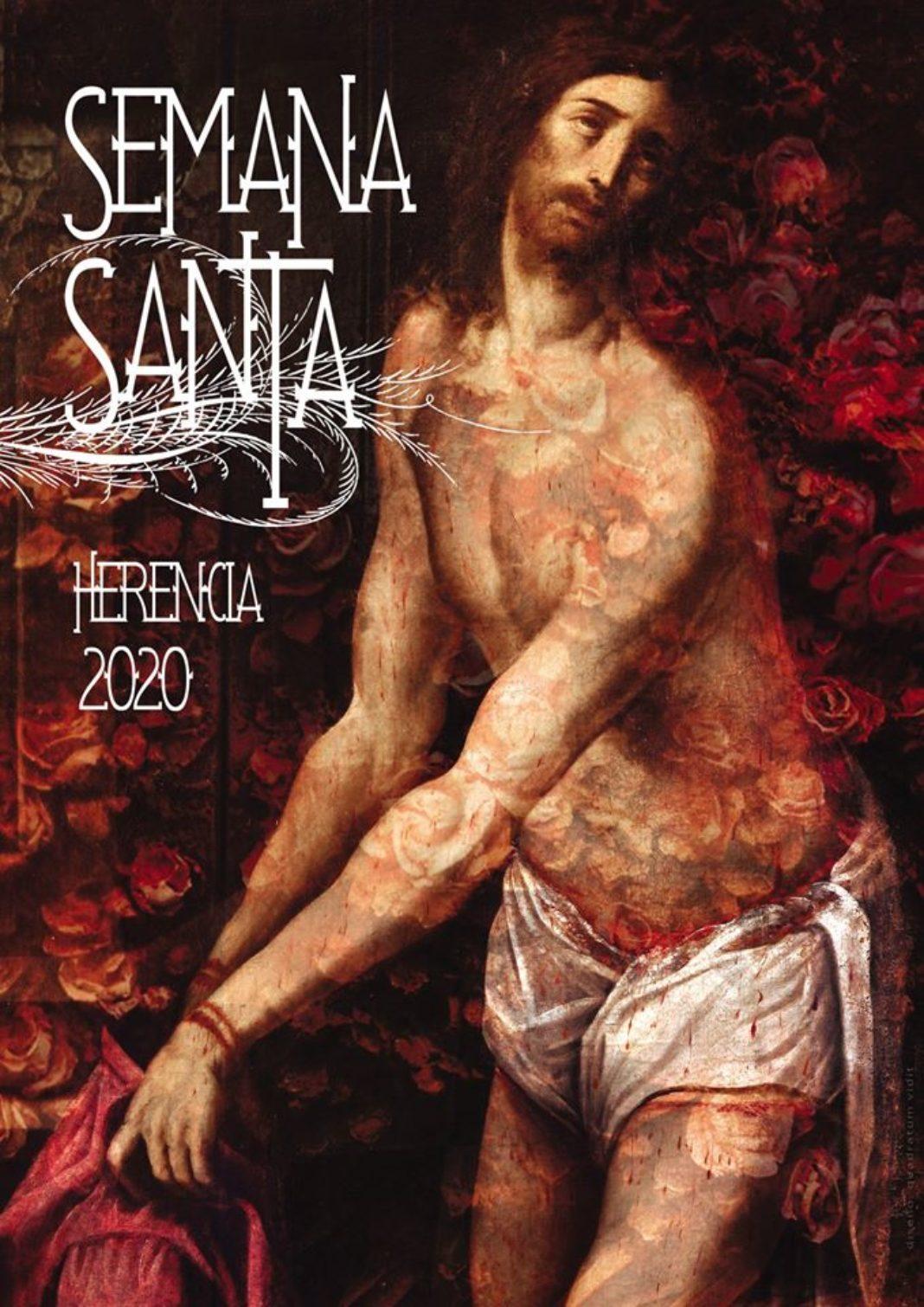 Cartel de Semana Santa 2020 1068x1510 - Quadratum Vidit firma el cartel de la Semana Santa de Herencia 2020
