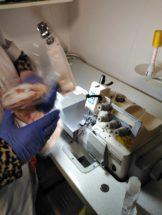 Grupo de costureras de Herencia8 162x215 - Costureras de Herencia y Villafranca colaboran en la lucha contra la COVID-19