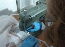 Grupo de costureras de Herencia9 275x200 - Costureras de Herencia y Villafranca colaboran en la lucha contra la COVID-19