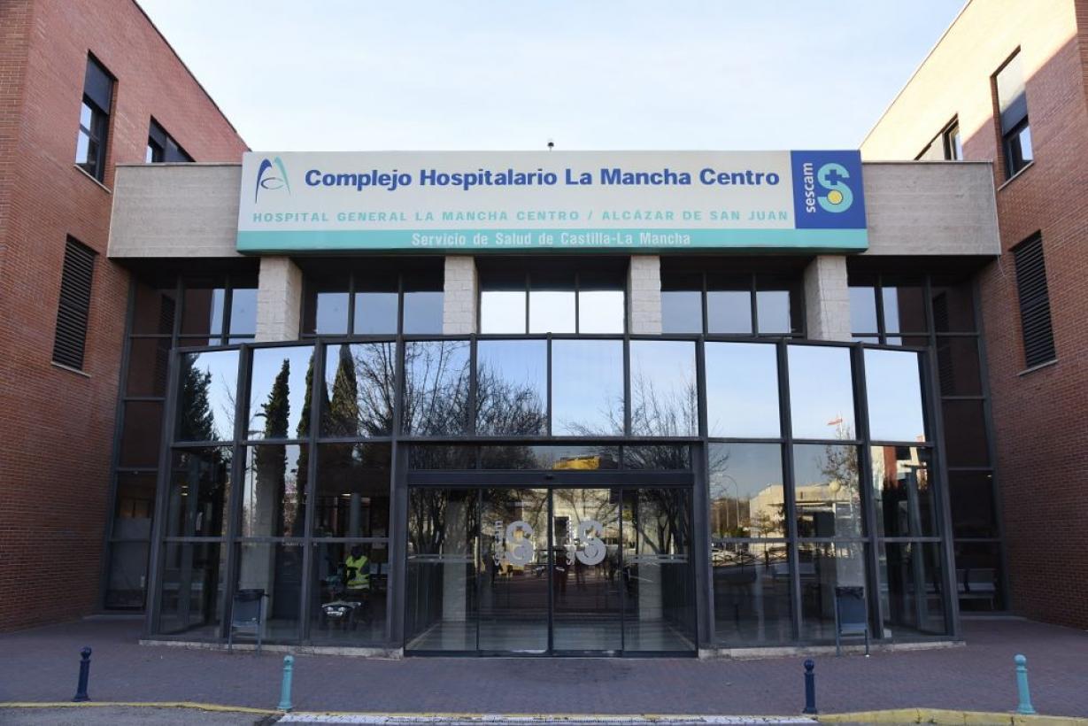 Hospital Mancha Centro de Alcázar de San Juan - Coordinación de ayuda frente al Coronavirus desde Herencia