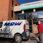 EO Madrid consigue un respirador para el hospital Mancha Centro de Alcázar de San Juan 11