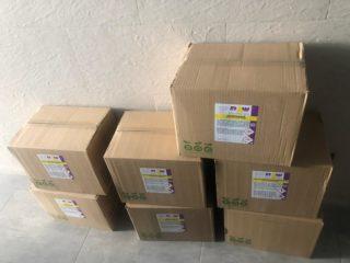 Material m%C3%A9dico para hospital y residencias Anthropos1 320x240 - Material para el hospital Mancha Centro, las residencias y el Centro de Salud