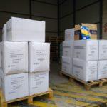 Material para el hospital Mancha Centro, las residencias y el Centro de Salud 27