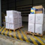 Material para el hospital Mancha Centro, las residencias y el Centro de Salud 29