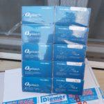 Material para el hospital Mancha Centro, las residencias y el Centro de Salud 16