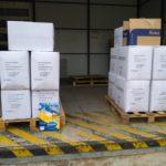 Material para el hospital Mancha Centro, las residencias y el Centro de Salud 20