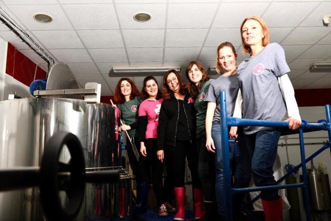 Pink Boots zona centro en La Maldita Herencia7 1068x712 - La Maldita acoge un encuentro de Pink Boots Society con motivo del Día Internacional de la Mujer