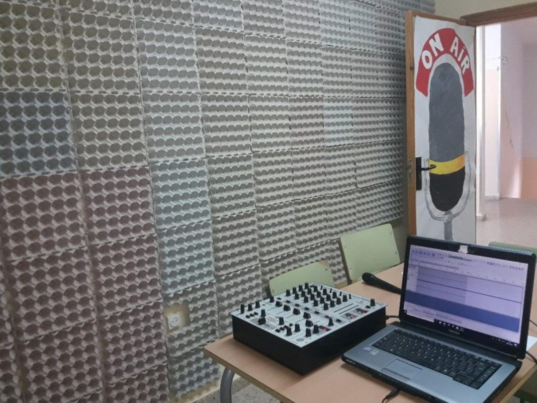 Proycecto Radio Escolar CEIP Carrasco Alclade 1068x801 - Onda Cero emitirá un programa de radio desde el CEIP Carrasco Alcalde