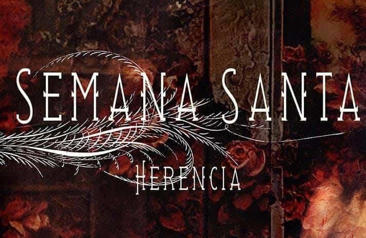 Semana Santa de Herencia 2020 - Presentación del cartel oficial de la Semana Santa de Herencia